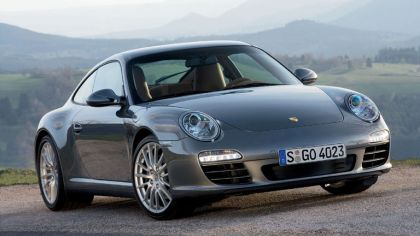 2010 Porsche 911 ( 997 ) Carrera 4 5