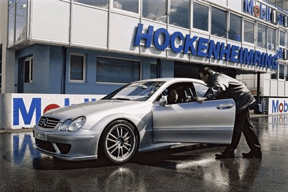 2004 Mercedes-Benz CLK DTM AMG 11