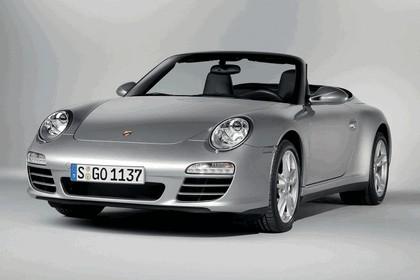 2010 Porsche 911 ( 997 ) Carrera 4 cabriolet 1