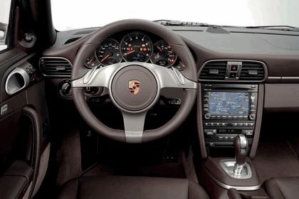 2010 Porsche 911 ( 997 ) Carrera 4 cabriolet 4