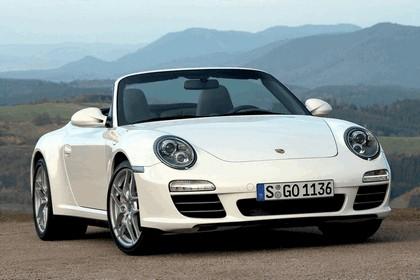 2010 Porsche 911 ( 997 ) Carrera 4S cabriolet 1