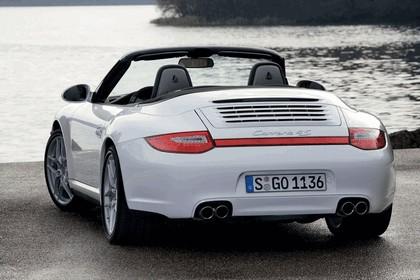 2010 Porsche 911 ( 997 ) Carrera 4S cabriolet 2