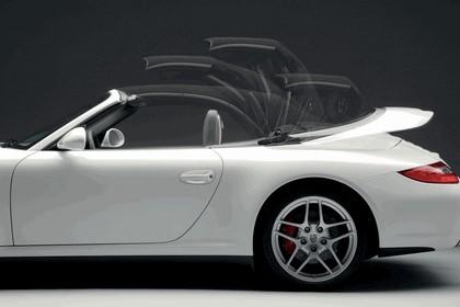 2010 Porsche 911 ( 997 ) Carrera 4S cabriolet 3