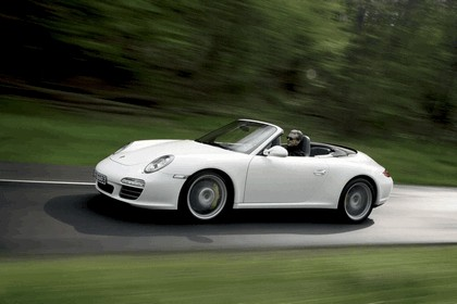 2010 Porsche 911 ( 997 ) Carrera 4S cabriolet 4