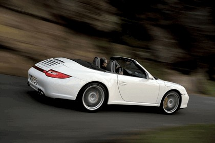 2010 Porsche 911 ( 997 ) Carrera 4S cabriolet 6