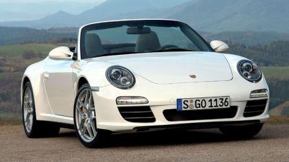 2010 Porsche 911 ( 997 ) Carrera 4S cabriolet 7