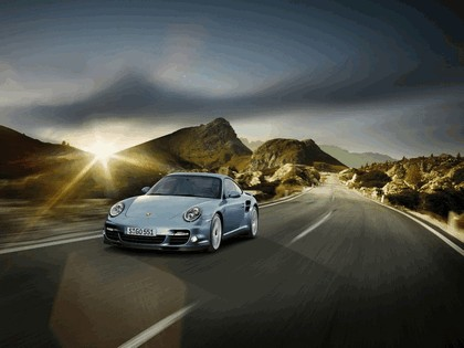 2010 Porsche 911 ( 997 ) Turbo S 1