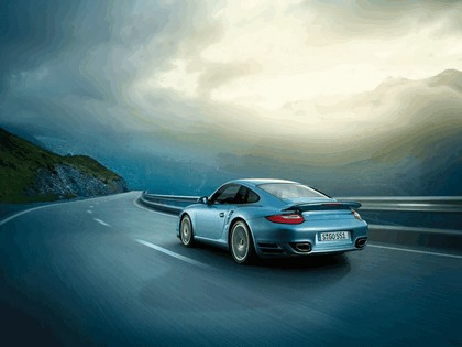2010 Porsche 911 ( 997 ) Turbo S 3