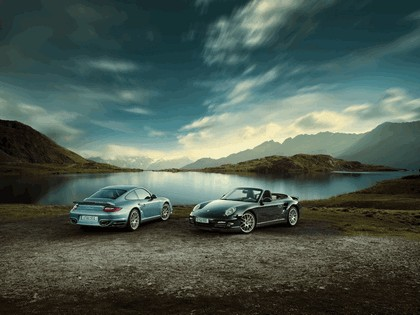 2010 Porsche 911 ( 997 ) Turbo S 5