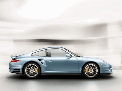 2010 Porsche 911 ( 997 ) Turbo S 8