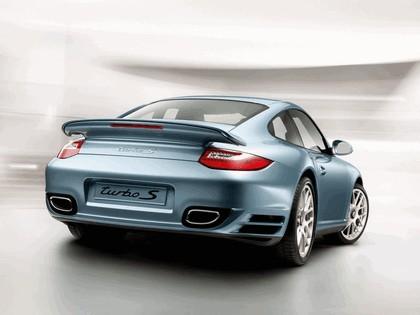 2010 Porsche 911 ( 997 ) Turbo S 9