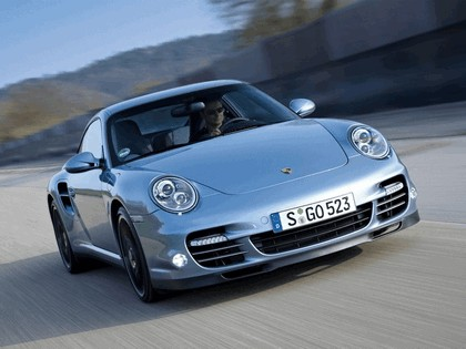 2010 Porsche 911 ( 997 ) Turbo S 15