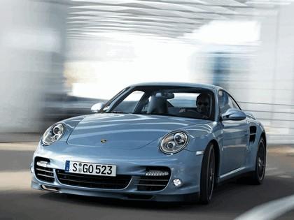 2010 Porsche 911 ( 997 ) Turbo S 16