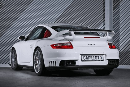 2010 Porsche 911 ( 997 ) GT2 exhaust systems by Capristo 1