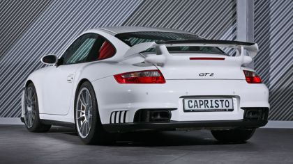 2010 Porsche 911 ( 997 ) GT2 exhaust systems by Capristo 3