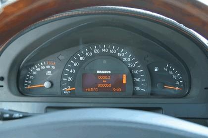 2004 Mercedes-Benz G-klasse V12 by Brabus 6