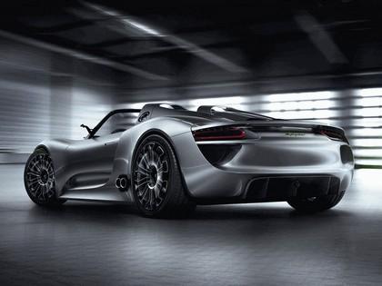 2010 Porsche 918 spyder concept 3