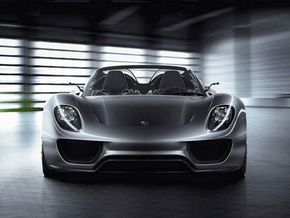 2010 Porsche 918 spyder concept 4