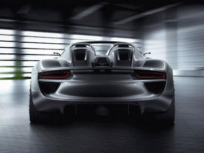 2010 Porsche 918 spyder concept 6