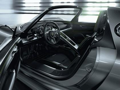 2010 Porsche 918 spyder concept 8