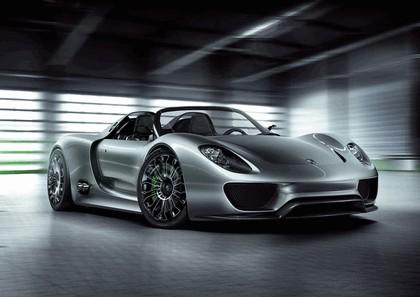 2010 Porsche 918 spyder concept 10