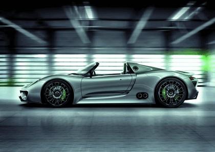 2010 Porsche 918 spyder concept 11
