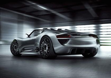 2010 Porsche 918 spyder concept 12