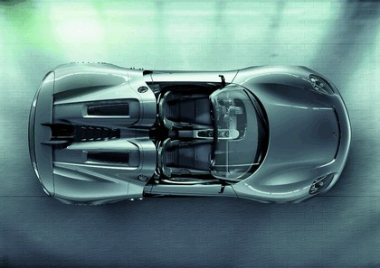 2010 Porsche 918 spyder concept 14