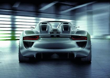 2010 Porsche 918 spyder concept 15