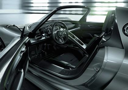 2010 Porsche 918 spyder concept 17