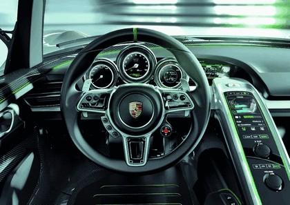 2010 Porsche 918 spyder concept 18