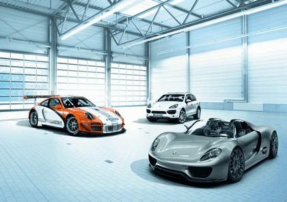 2010 Porsche 918 spyder concept 20