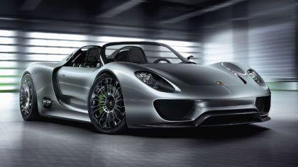 2010 Porsche 918 spyder concept 5