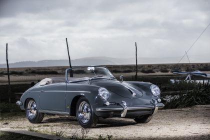1960 Porsche 356 BT5 cabriolet 1