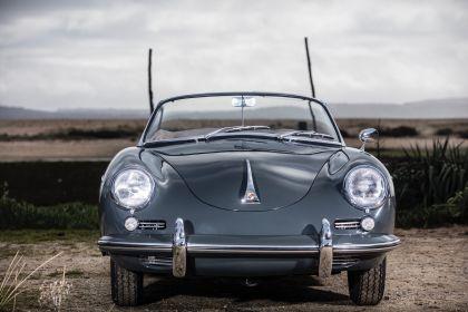1960 Porsche 356 BT5 cabriolet 3