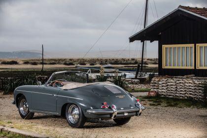 1960 Porsche 356 BT5 cabriolet 4