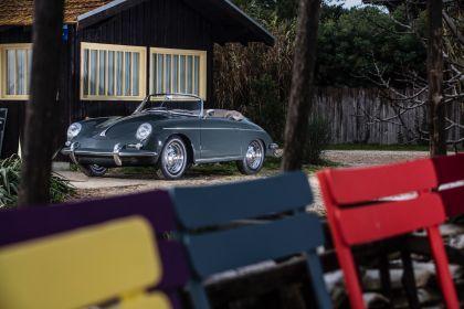 1960 Porsche 356 BT5 cabriolet 5