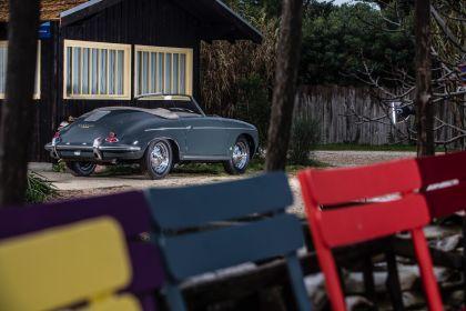 1960 Porsche 356 BT5 cabriolet 6
