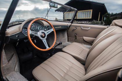 1960 Porsche 356 BT5 cabriolet 10