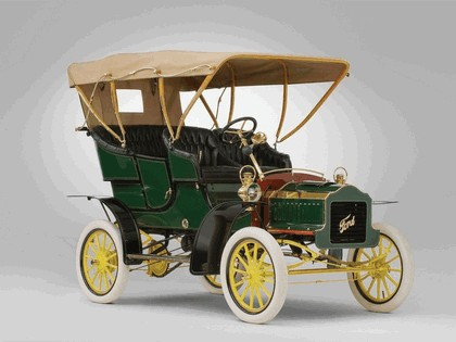 1905 Ford Model F touring 1