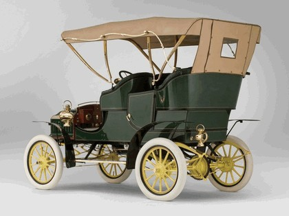 1905 Ford Model F touring 2
