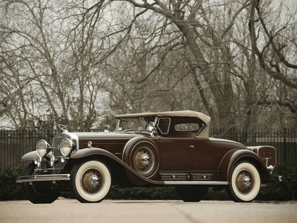 1930 Cadillac V16 452 roadster by Fleetwood 3