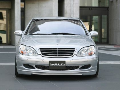 2004 Mercedes-Benz S600 by Wald 1