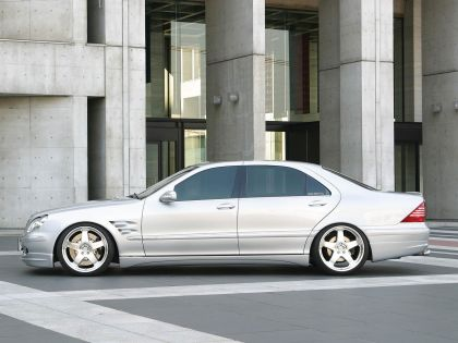 2004 Mercedes-Benz S600 by Wald 3