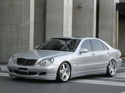 2004 Mercedes-Benz S600 by Wald 4