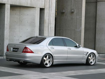2004 Mercedes-Benz S600 by Wald 5