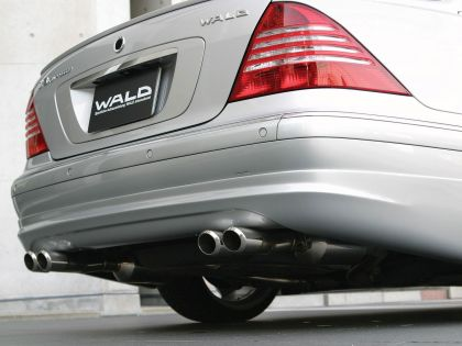 2004 Mercedes-Benz S600 by Wald 8