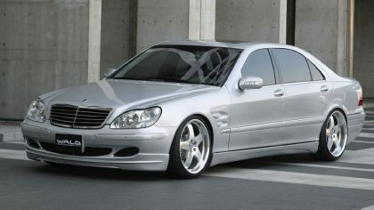 2004 Mercedes-Benz S600 by Wald 6