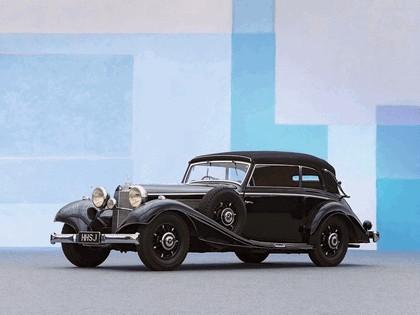 1936 Mercedes-Benz 540K Cabriolet B 1