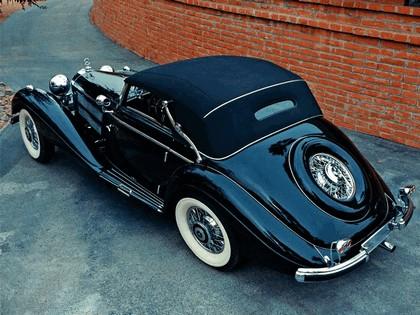 1936 Mercedes-Benz 540K Cabriolet B 3